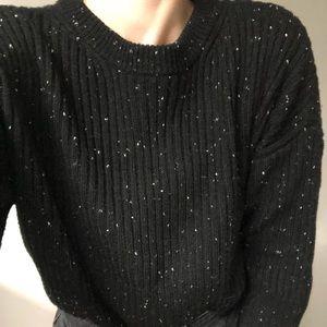Micheal kors black sweater size medium 💕